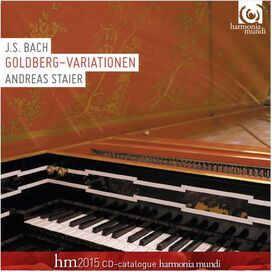 Andreas Staier - Bach: Goldberg Variationen