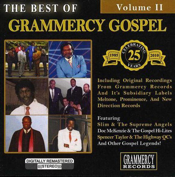 Best Of Grammercy Gospel 2 / Various