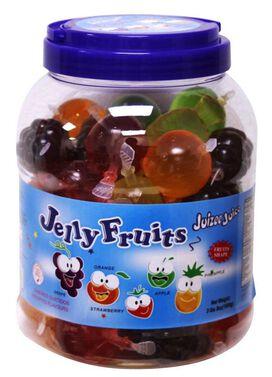 Juizee Juice Assorted Fruit Jelly