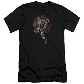 Justice League Movie Cyborg Hbo Short Sleeve Adult T-Shirt