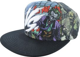 Batman Heroes Vs. Villains Sublimated Hat