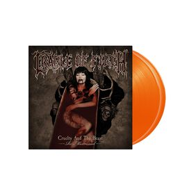 Cradle Of Filth - Cruelty and the Beast [Exclusive Opaque Orange 2LP Vinyl]