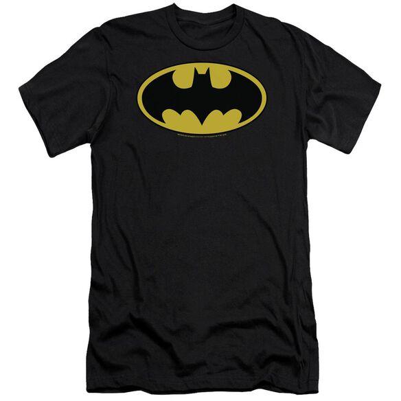 Batman Classic Logo Premuim Canvas Adult Slim Fit