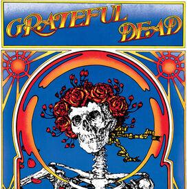 The Grateful Dead - Grateful Dead (Skull & Roses) (Live)