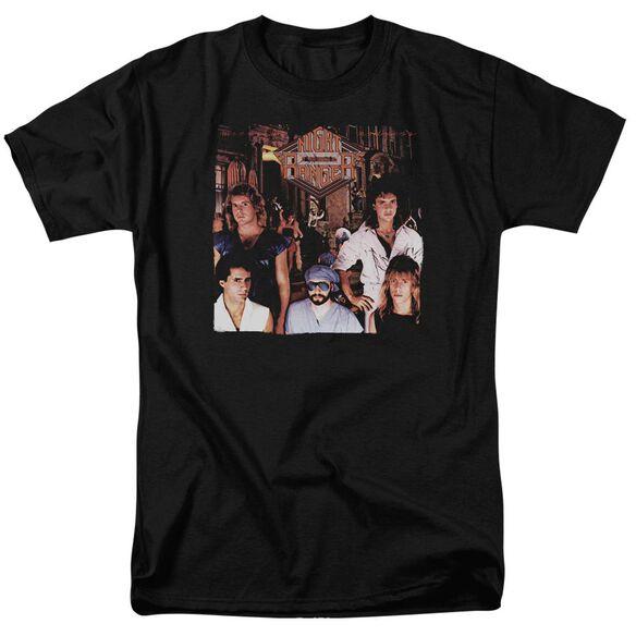 Night Ranger Midnight Madness Short Sleeve Adult T-Shirt