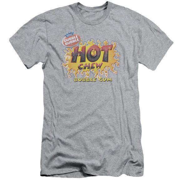 Dubble Bubble Hot Chew Short Sleeve Adult Athletic T-Shirt