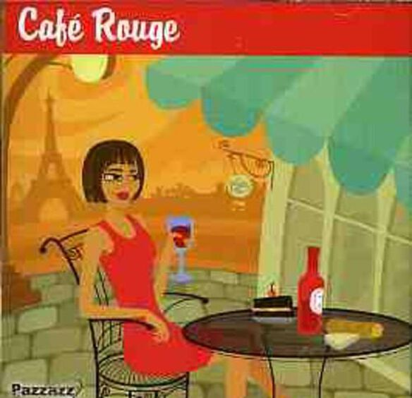 Cafe Rouge/ Various - Cafe Rouge / Various