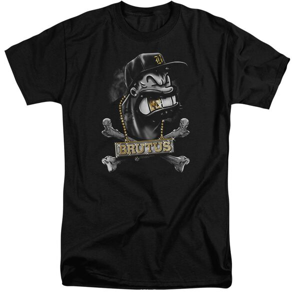 Popeye Brutus Short Sleeve Adult Tall T-Shirt