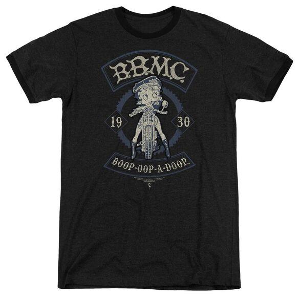 Betty Boop B.B.M.C. Adult Ringer