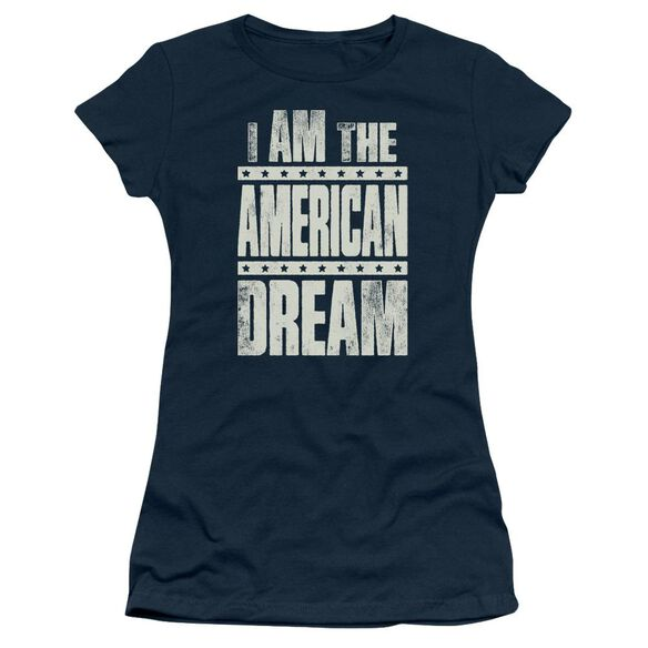 I'm The Drem Short Sleeve Junior Sheer T-Shirt