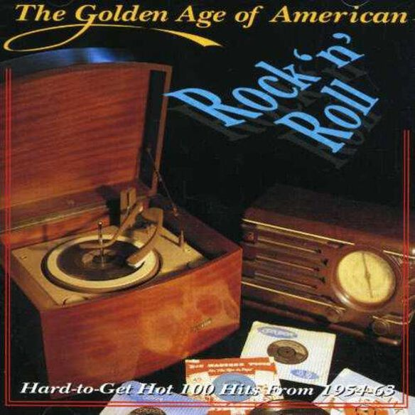 Various Artists - Golden Age of American Rock N Roll / Various