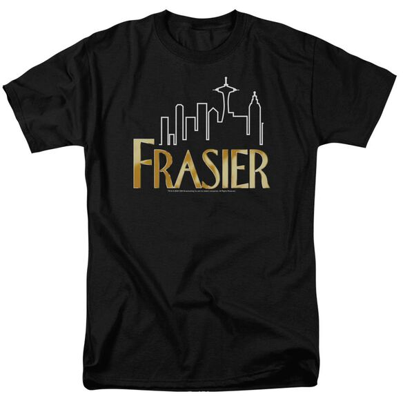 Frasier Frasier Logo Short Sleeve Adult T-Shirt