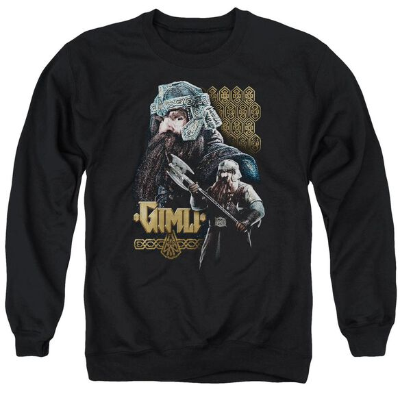 Lor Gimli Adult Crewneck Sweatshirt