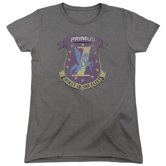 Bsg Primas Badge Short Sleeve Women's Tee T-Shirt