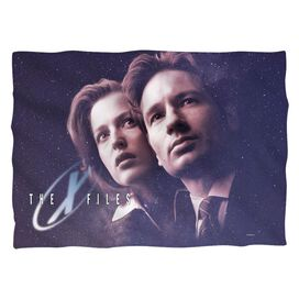 X Files Among The Stars (Front Back Print) Pillow Case