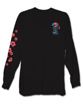 Riot Society - Crane Long Sleeve T-Shirt