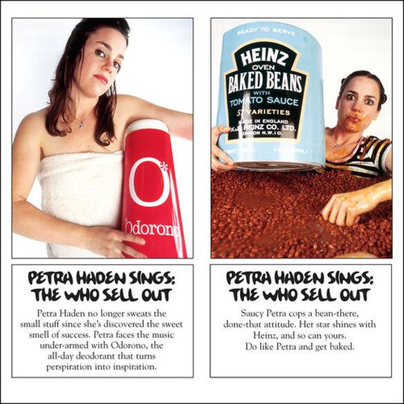 Petra Haden - Petra Haden Sings: The Who Sell Out