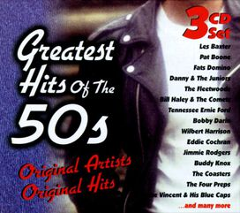 Various Artists - Greatest Hits of the 50s [Box Set #1]