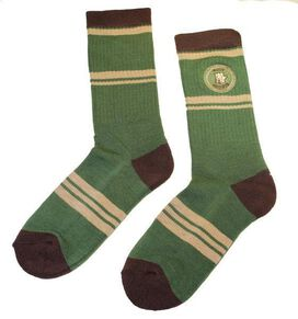 Camp Camp Wood Scouts Crew Socks