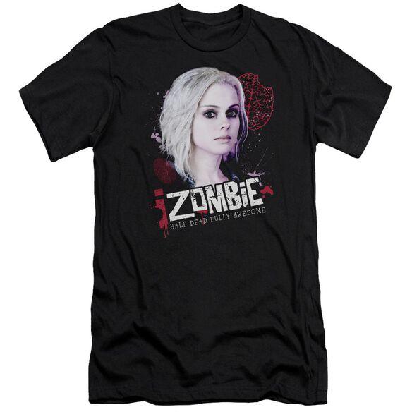 Izombie Take A Bite Short Sleeve Adult T-Shirt