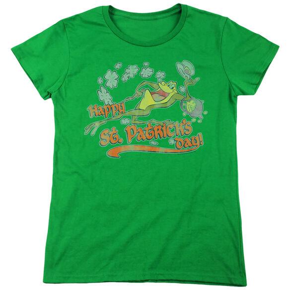 LOONEY TUNES MICHIGAN J-S/S WOMENS T-Shirt