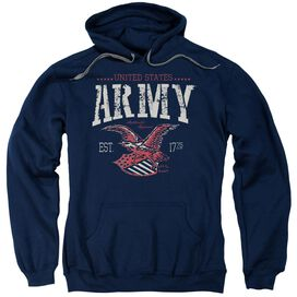 Army Arch Adult Pull Over Hoodie