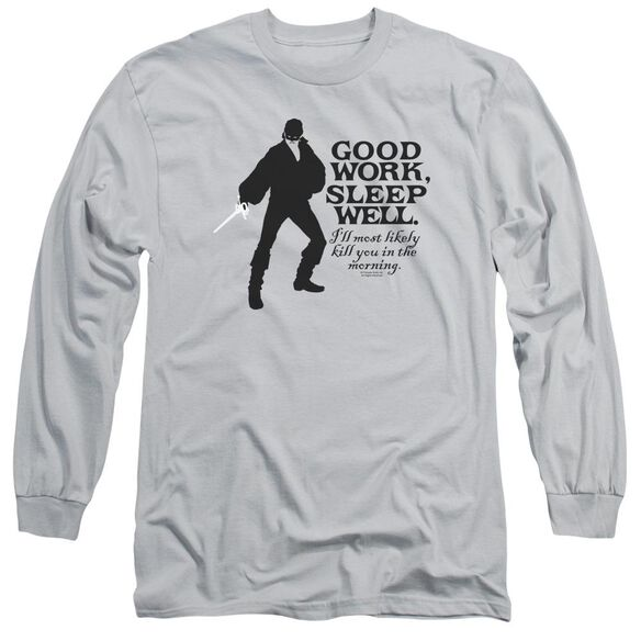 Pb Good Work Long Sleeve Adult T-Shirt