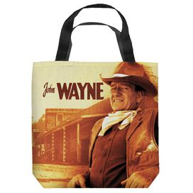 John Wayne Old West Tote