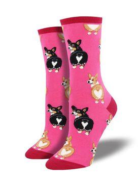Corgi Butt Women's Socks [1 Pair]