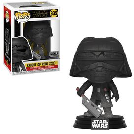 Funko Pop!: Star Wars The Rise of Skywalker - Knight of Ren (Heavy Blade)
