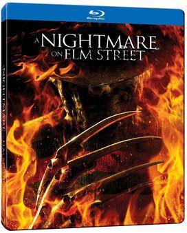 A Nightmare On Elm Street (2010) [Exclusive Blu-ray Steelbook]