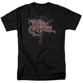 Dark Crystal Symbol Logo Short Sleeve Adult T-Shirt