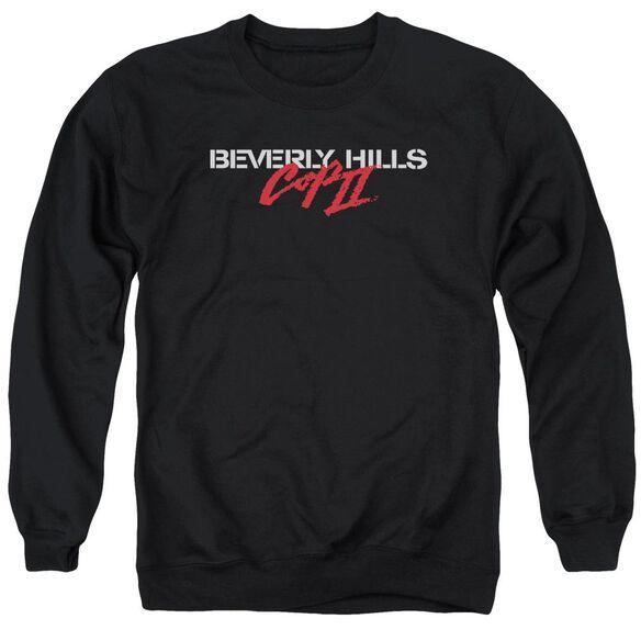 Bhc Ii Logo Adult Crewneck Sweatshirt