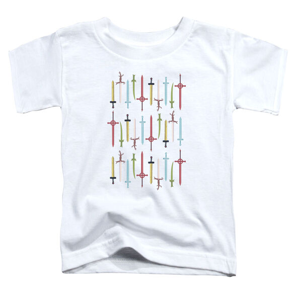 ADVENTURE TIME SWORDS-S/S T-Shirt