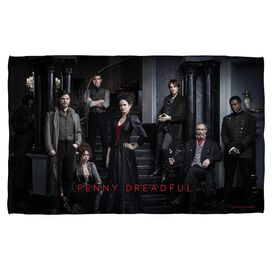 Penny Dreadful Stair Cast Hand/Golf Towel (16x24)