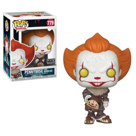 Funko Pop!: IT Chapter 2 - Pennywise [with Beaver Hat]