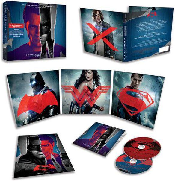 Batman V Superman: Dawn Of Justice / O.S.T. (Dlx)