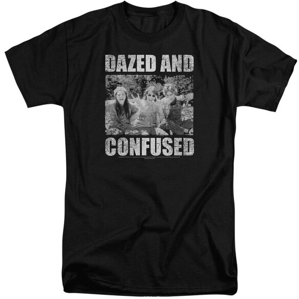 Dazed And Confused Rock On Short Sleeve Adult Tall T-Shirt