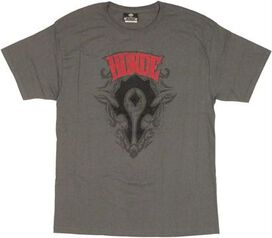 World of Warcraft Horde Crest T-Shirt