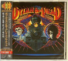 Bob Dylan / Grateful Dead - Dylan & The Dead Live