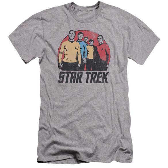 Star Trek Landing Party Premuim Canvas Adult Slim Fit Athletic