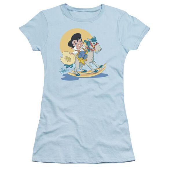 Elvis Yip E Short Sleeve Junior Sheer Light T-Shirt