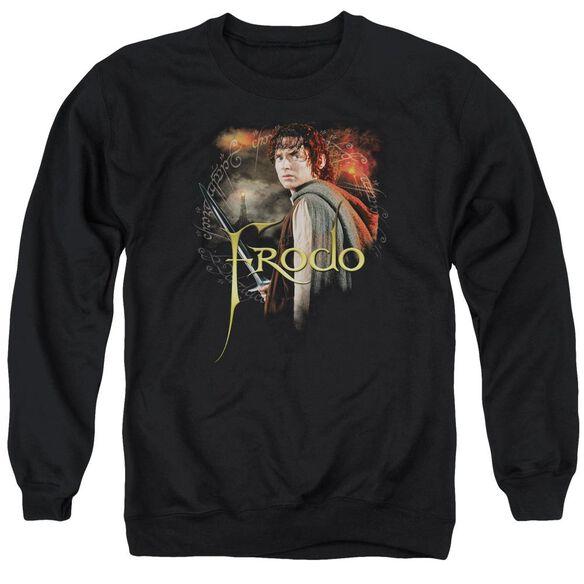 Lor Frodo Adult Crewneck Sweatshirt