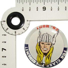 Thor President Button