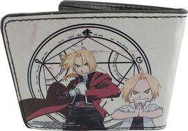 Fullmetal Alchemist Alphonse Edward Changes Wallet