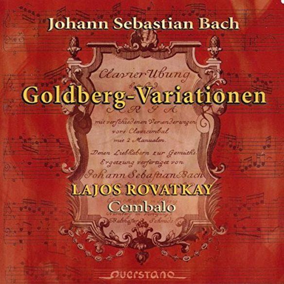 J.S. Bach / Lajos Rovatkay - Goldberg Variationen