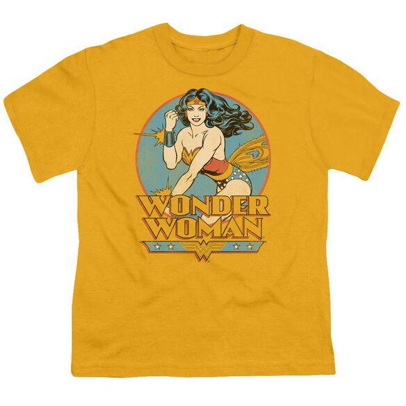 Dc Wonder Woman Short Sleeve Youth T-Shirt