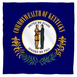 Kentucky Flag Bandana
