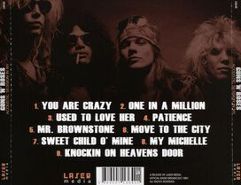 Guns N' Roses - Acoustic Sessions NY