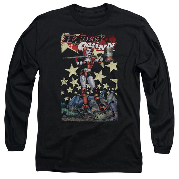 Batman Quinn One Long Sleeve Adult T-Shirt
